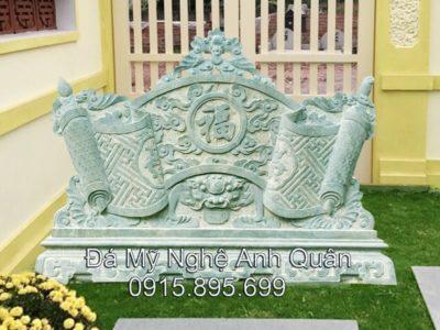 Mẫu cuốn thư đá ĐẸP nhà Cô Thảo ở Kiên Giang