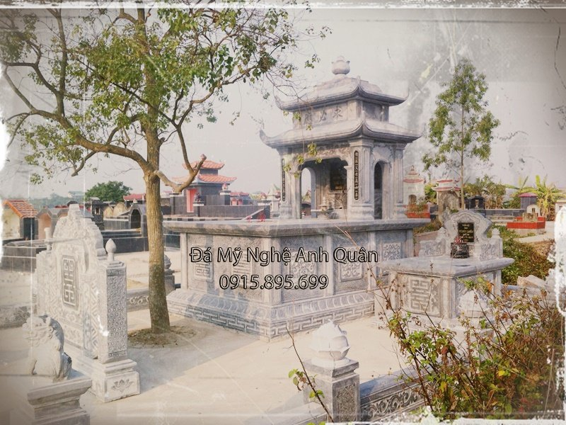 Khu lang mo da DEP tai Ha Noi - Da my nghe Anh Quan
