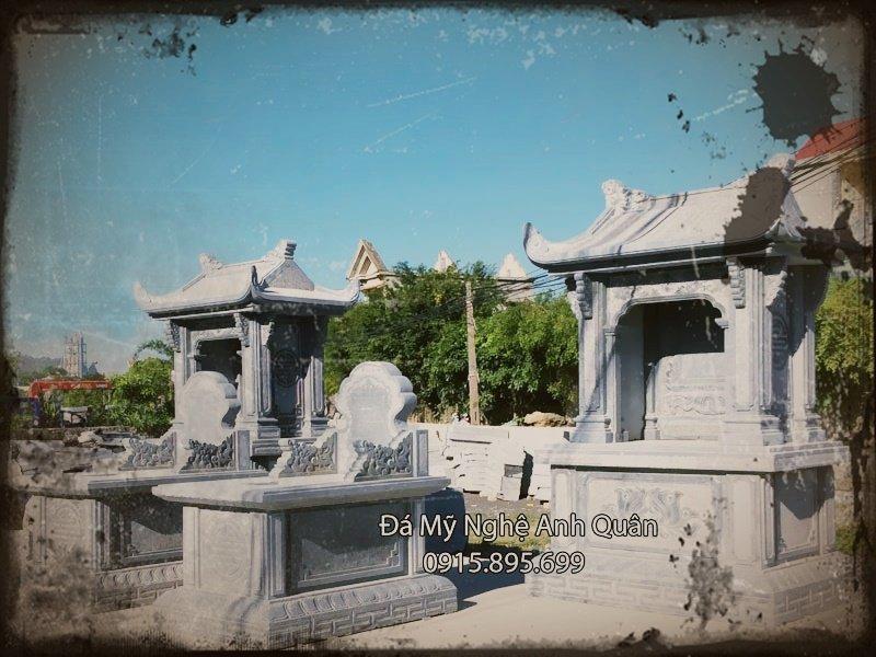 Lam mo da - mau mo da mot mai dep tai Ninh Binh