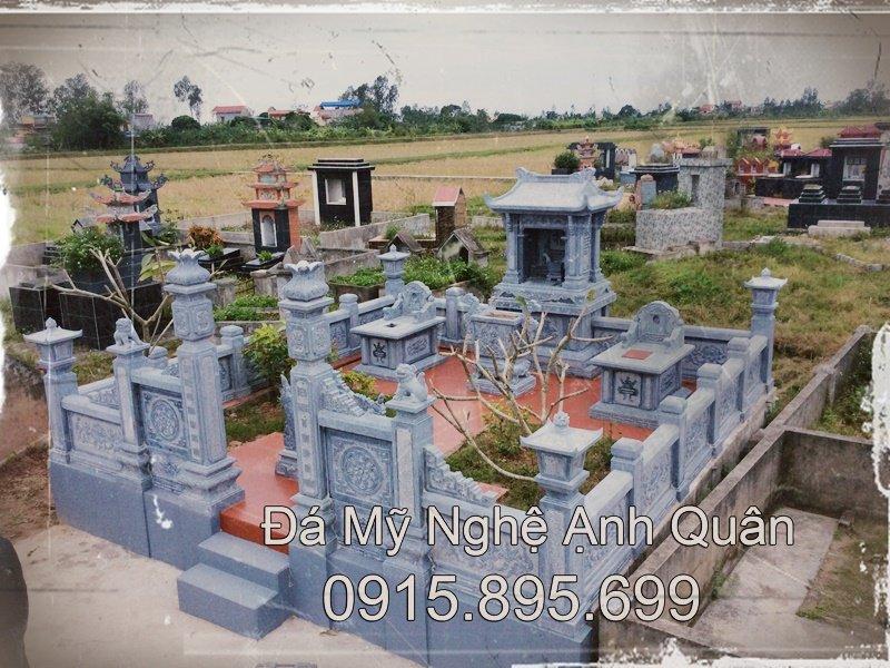 Lang mo da Ninh Binh