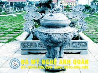 Đỉnh hương Đá tại tại Ninh Thuận