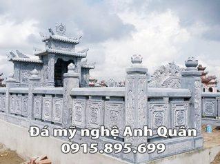 Lan can đá ĐẸP tại Thanh Hóa