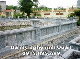 Lan can đá ĐẸP tại Tuyên Quang
