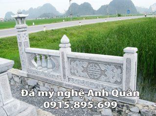Lan can đá ĐẸP tại Yên Bái