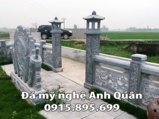 Lan can đá ĐẸP tại An Giang