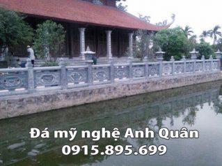 Lan can đá ĐẸP tại Bắc Giang
