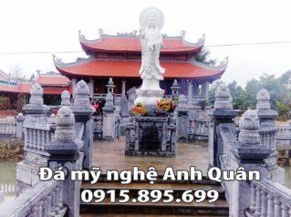 Lan can đá ĐẸP tại Bắc Ninh