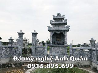 Lan can đá ĐẸP tại Bình Định