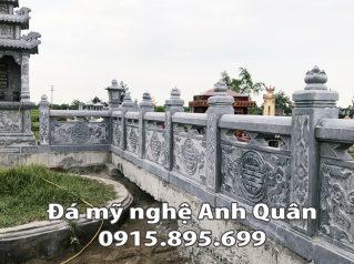 Lan can đá ĐẸP tại Bình Phước