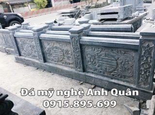 Lan can đá ĐẸP tại Bình Thuận