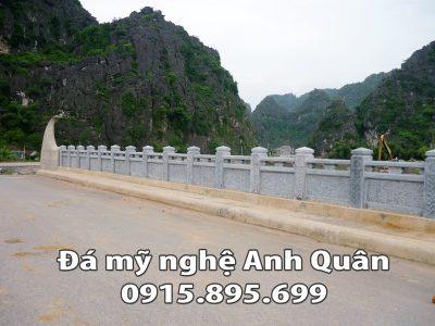 Lan can đá ĐẸP tại Hưng Yên