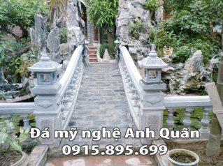 Lan can đá ĐẸP tại Khánh Hòa