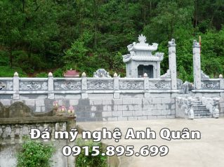 Lan can đá ĐẸP tại Kiên Giang