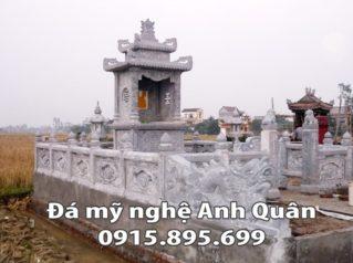 Lan can đá ĐẸP tại Kon Tum