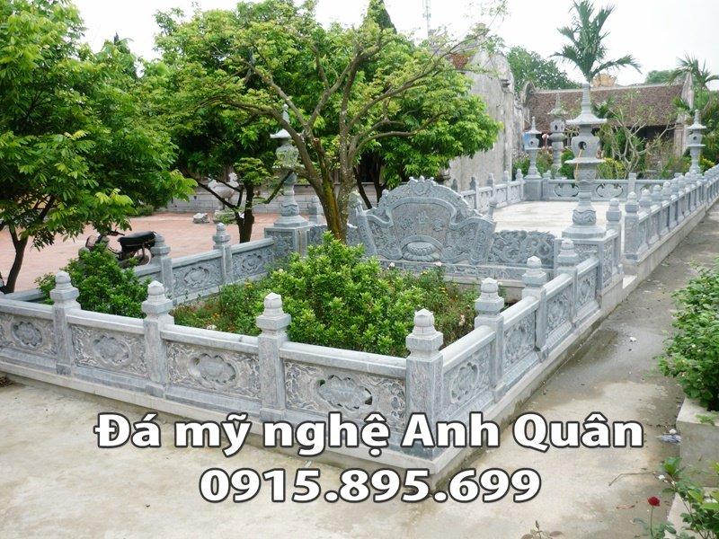 Lan can đá ĐẸP tại Lai Châu