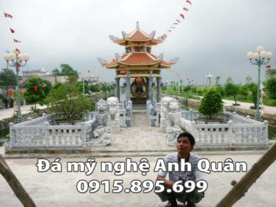 Lan can đá ĐẸP tại Lâm Đồng