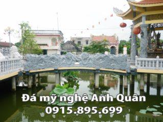 Lan can đá ĐẸP tại Lạng Sơn