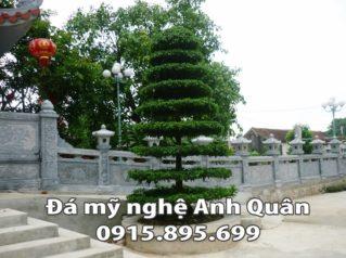 Lan can đá ĐẸP tại Lào Cai