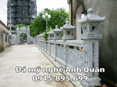 Lan can đá ĐẸP tại Phú Thọ