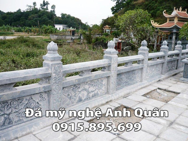 Lan can đá ĐẸP tại Quảng Nam