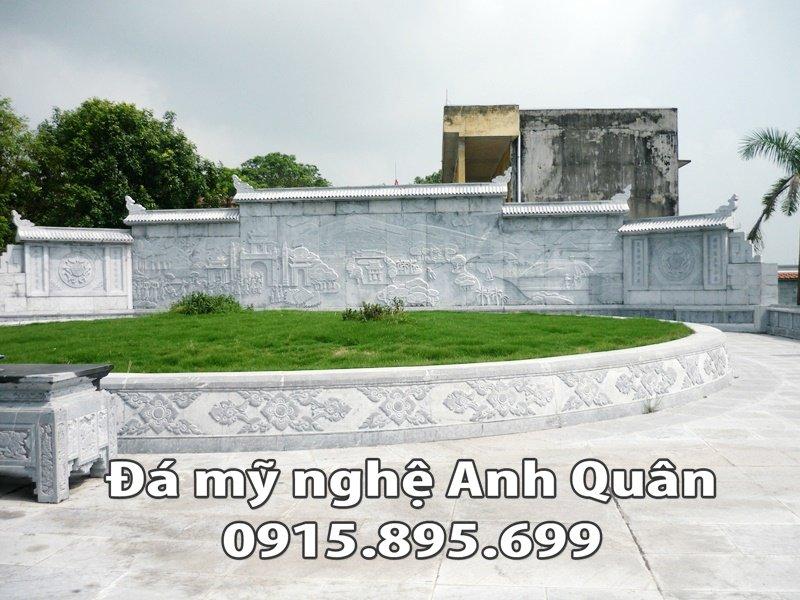 Lan can đá ĐẸP tại Quảng Ngãi