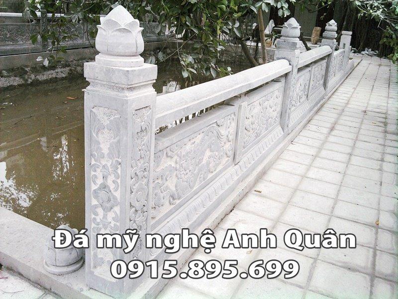 Lan can đá ĐẸP tại Quảng Trị