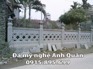 Lan can đá ĐẸP tại Sơn La