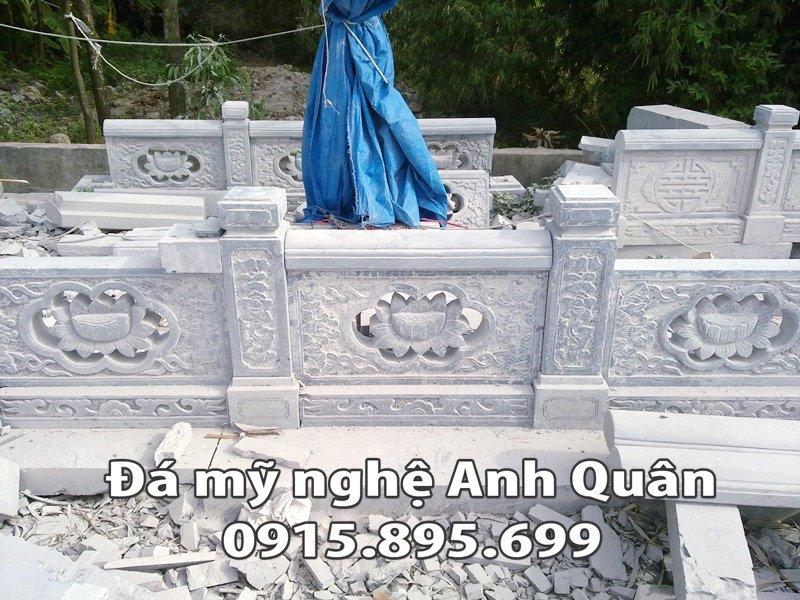 Lan can đá ĐẸP tại Tiền Giang