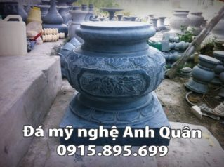 Chân cột đá tại Hà Nội