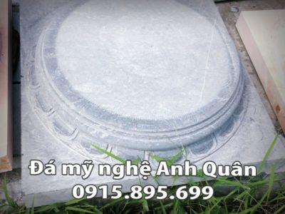 Chân cột đá tại Nghệ An