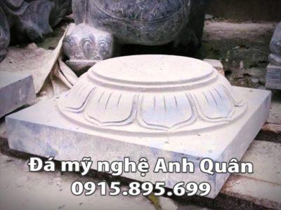 Chân cột đá tại Yên Bái
