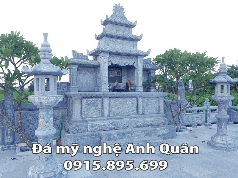 Khu lang tho da cua Lang mo da DEP