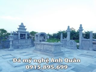 Khu lăng mộ đá ĐẸP Ninh Bình năm 2018