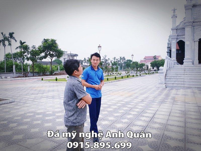 Nghe nhan Anh Quan va Giao xu