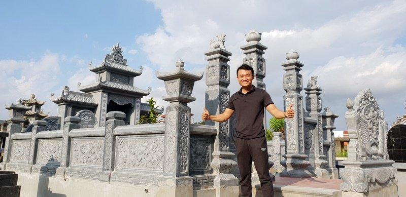 Lang mo DEP tai Nam Dinh