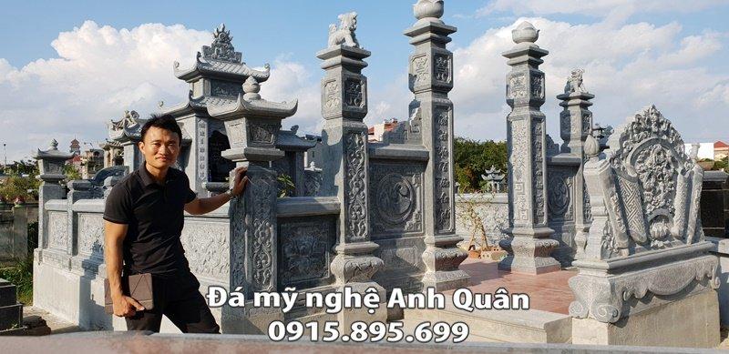 Lang mo da Anh Quan