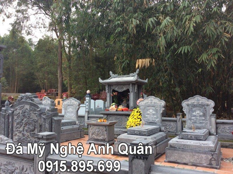 Khu lang mo da DEP tai Bac Giang