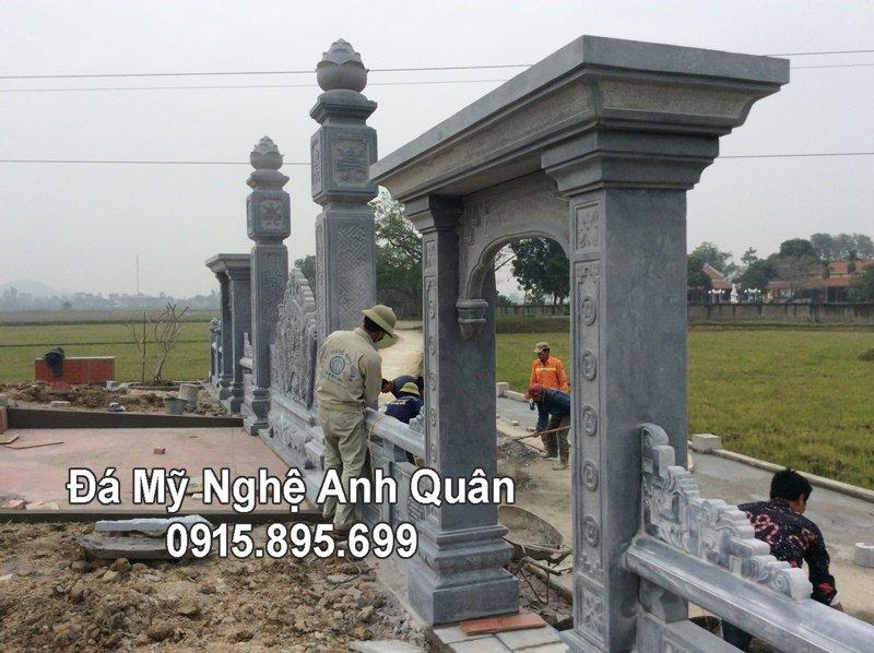 Lang mo da DEP Anh Quan