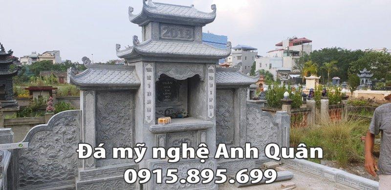Lang tho da dep Tran gia chi Lang mo