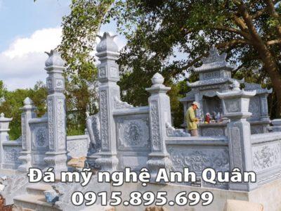 Nguyễn tộc chi lăng mộ đẹp tại Nam Định