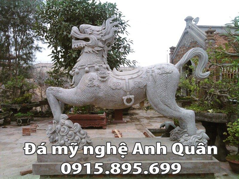 Mau Ngua chien bang da tu nhien nguyen khoi dep Anh Quan