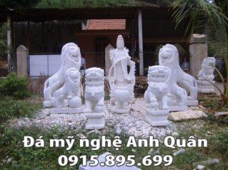 Ý nghĩa hình tượng các con vật trong kiến trúc lăng mộ đá, mộ đá, đình, chùa, lăng tẩm, miếu thờ tại Việt Nam