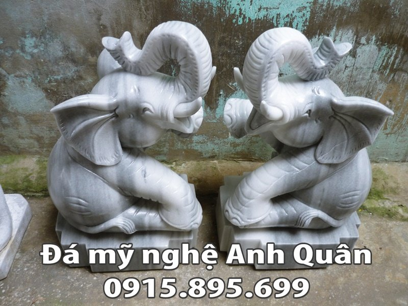 Mau voi con da tu nhien nguyen khoi dep cua Anh Quan