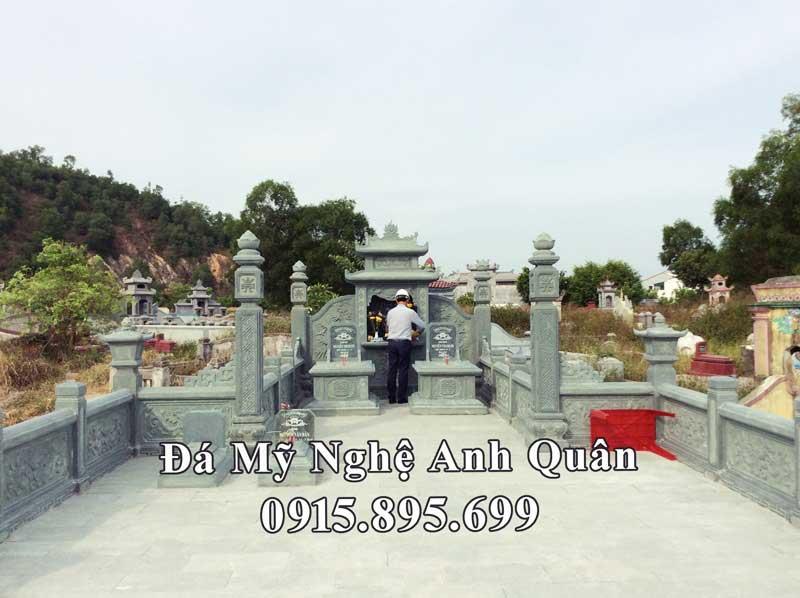 Khu Lăng Mộ Đá của dòng họ Nguyễn Văn – Nghệ An