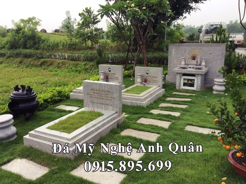 Lăng mộ đá Granite