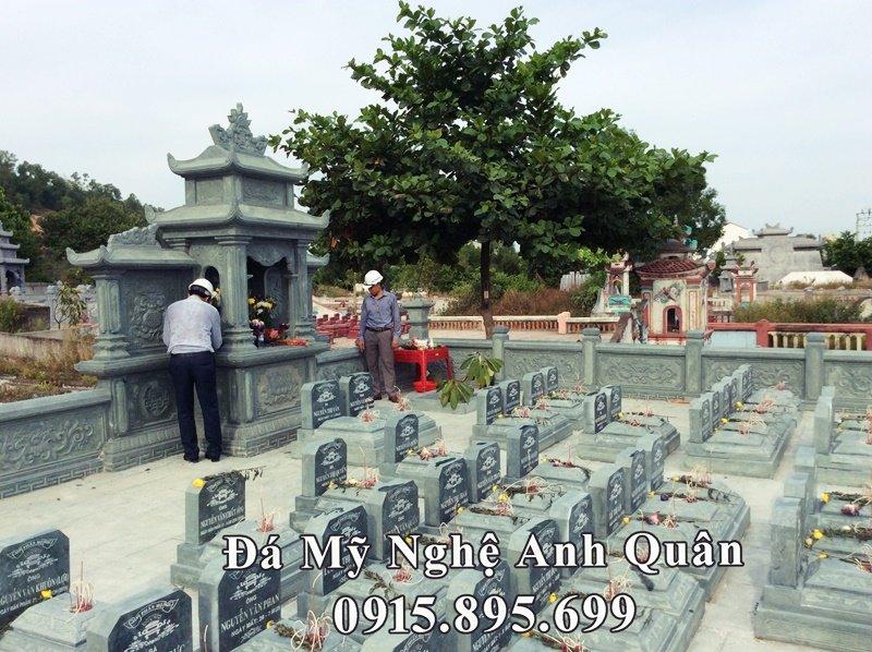 Lăng mộ đẹp dòng họ Nguyễn Văn tại Nghệ An