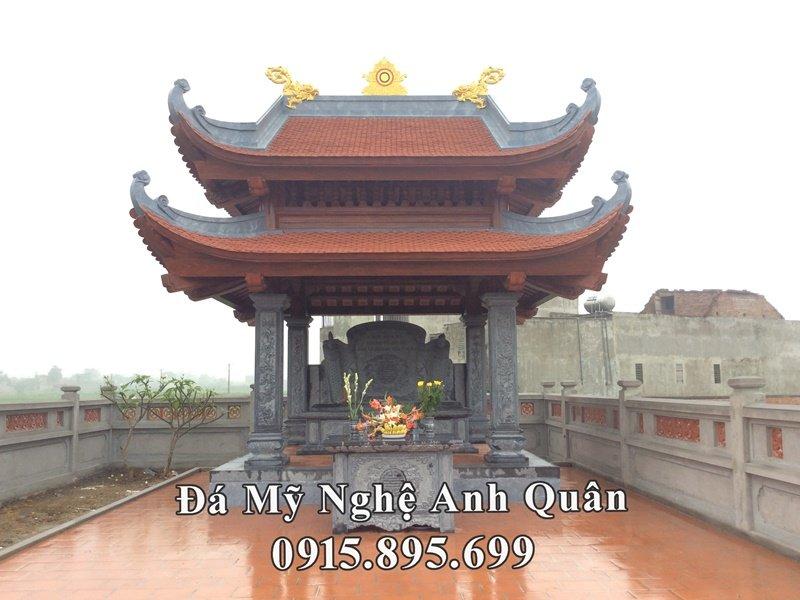 Khu Lăng mộ tổ Họ Hoàng ở Ninh Bình đẹp