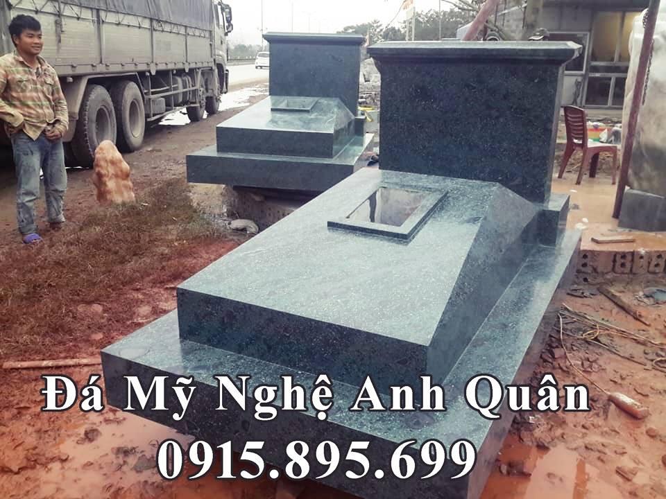 Mo da Granite Hoa vien dep