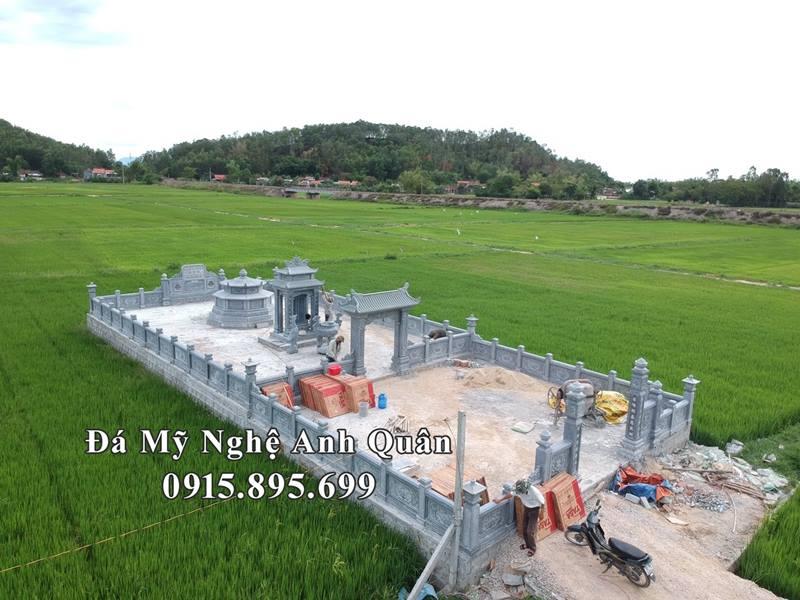 Khu lăng mộ đá có diện tích rộng nhất hiện nay tại Quảng Nam