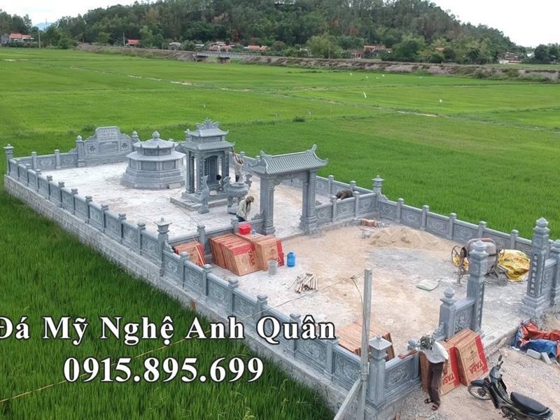 Lang mo dep - Da my nghe Anh Quan xay dung tai Quang Nam